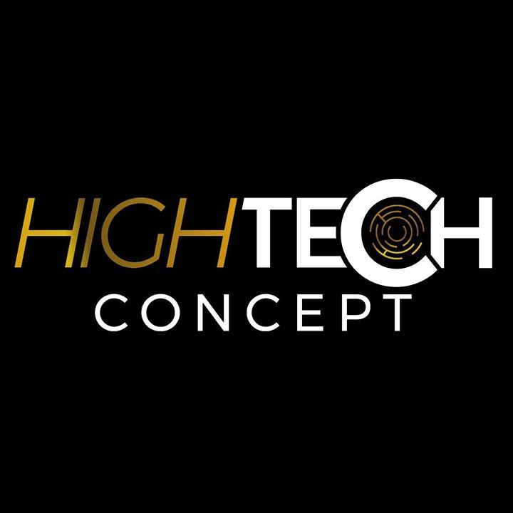 Hightech Concept